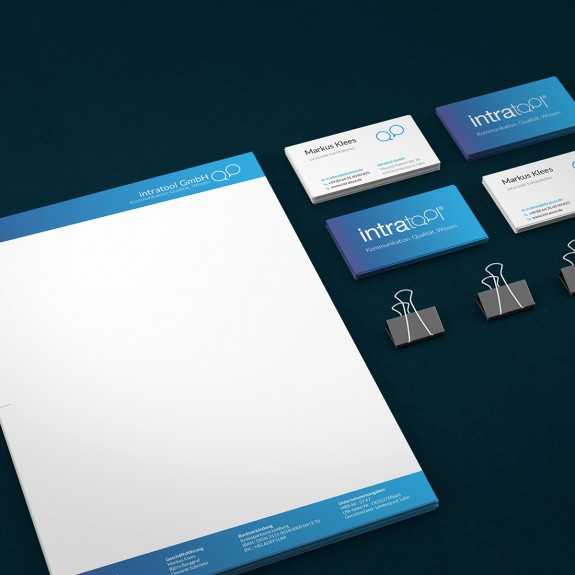 mister bk! | Referenz: intratool Corporate Design
